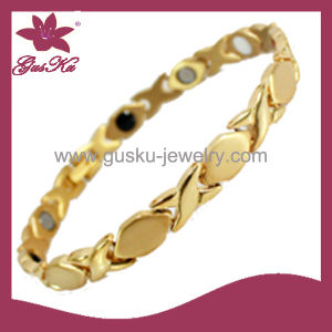 Fashion 316L Stainless Steel Bracelet (2015 Gus-STB-221) pictures & photos