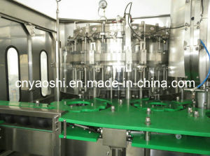 Vacuum Filling Machine of Glass Bottle, Glass Bottling Machine, Maquina pictures & photos