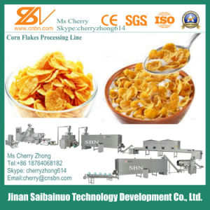 Cereals Flakes Production Line pictures & photos