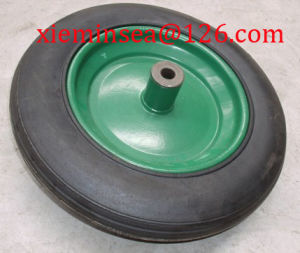 3.50-8 Solid Rubber Wheel pictures & photos