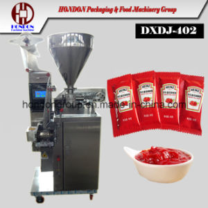 Automatic Sauce (ketchup, edible oil) Packing Machine pictures & photos