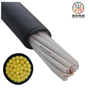 Flame Retardant PVC Control Cable, Electrical Wire pictures & photos