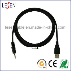 USB to 3.5mm Stereo Plug Cable pictures & photos