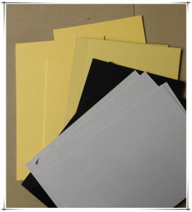 Wedding Photo Album Self Adhesive Sheet, PVC Material Sheet pictures & photos