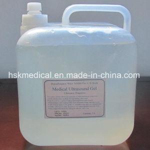 Manafactruer Supply Ultrasound Gel 250ml/5L Soft Barrel pictures & photos