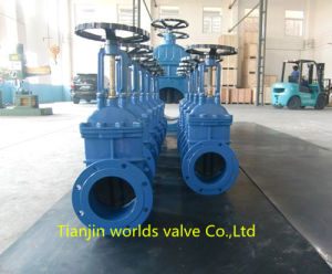 Rising Stem Gate Valve (Z45X-10/16) pictures & photos