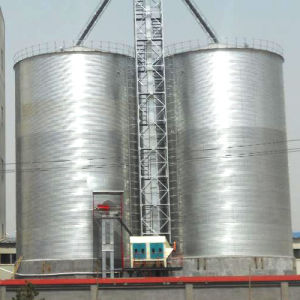 Galvanized Plate Steel Grain Stock Silo pictures & photos