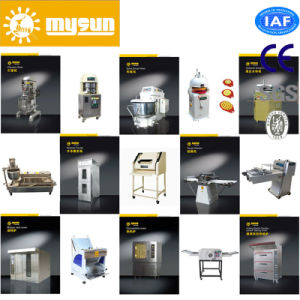 CE ISO Approval Rotary Baking Oven for Bread Baking 64 Trays Rotary Baking Oven with Rack Trolley pictures & photos