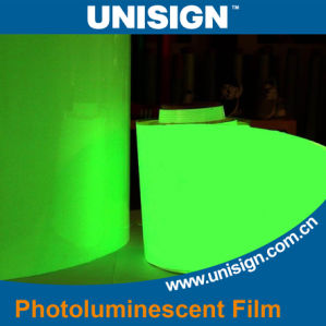 6hour Brightness Vinilo Fotoluminescente for Safety Signs (UAS12) pictures & photos