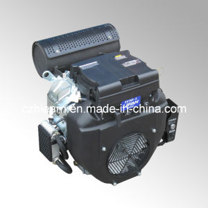 Air-Cooled Two Cylider Gasoline Engine (2V78F) pictures & photos
