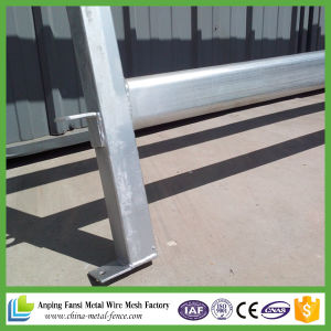 Galvanized Pipe Metal Corral Fence Panels for Horses pictures & photos