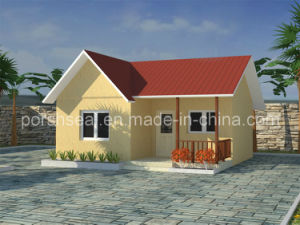 Prefabricated House, Container Prefab House, Module House--R03