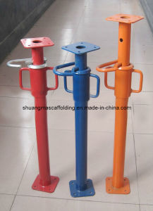 Adjustable Telescopic Steel Acrow Props for Construction (Factory) pictures & photos