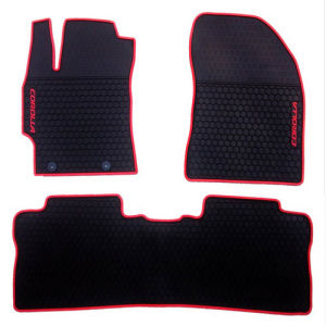 Special Car Rubber Floor Mat for Toyota 14 Coralla (Bt 1630) , No Odor, Easy to Clear and Wash pictures & photos