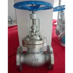 """Cast Steel 3"""" 1500lb Globe Valve (J41H-150LB-8) pictures & photos"""