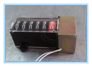 5+1 Digits Mechanical Counter with PC Cover for Meter pictures & photos