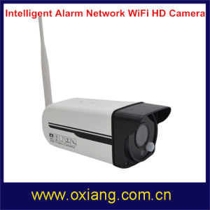 Plug and Play 1080P WiFi Smart Camera with PIR Alarm pictures & photos