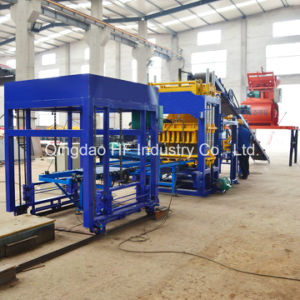 Best Selling Construction Equipments Qt5-15 Automatic Concrete Cement Hollow Block Machine in Philippines pictures & photos