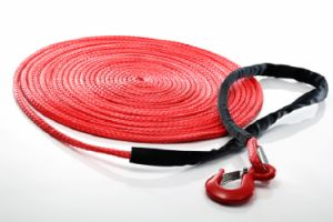 """7/16""""X100′-Ez Winch Rope-H/Winch Rope/Tow Rope/Offroad Line/Safety Rope"""