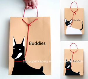 Pet on a Leash Shopping Bag pictures & photos