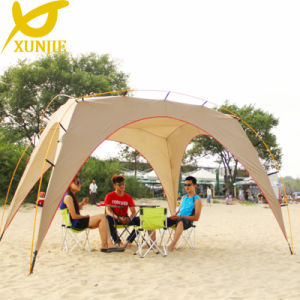 Light Weight Aluminum Pole Beach Shelter pictures & photos