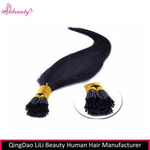 8A Brazilian 100% Virgin Hair I-Tip Hair Extensions pictures & photos