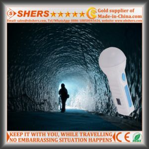 Solar LED Flashlight for Hunting with 15 LED Torch, USB (SH-1932) pictures & photos