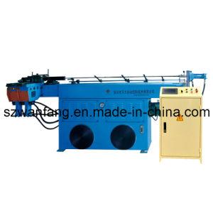 Wfync42X5 Hydraulic Tube Bending Machinery Tool Pipe Bender