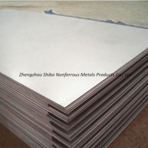 99.95% Pure Tungsten Plate, Trustworthy Tungsten Panel pictures & photos