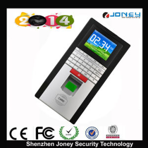 Biometric Fingerprint RFID Time Attendance and Access Control for Time Recording pictures & photos