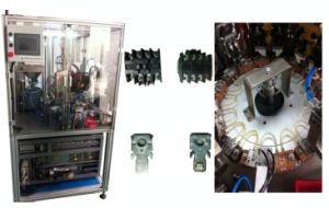 MCB Thermal Component Automatic Welding and Assembly Machine