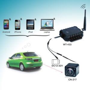 WiFi Car Camera System with Digital Wireless Transmitter (WT-433, CN-217)