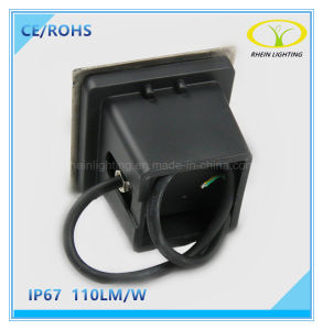 24V 4W Outdoor Square LED Underground Light for Plaza pictures & photos