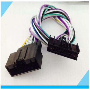 Factory Custom Automotive Ford Wire Harness for Audio pictures & photos