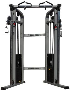 Fitness Equipment/Fitness Machine/Gym Equipment - Dual Adjustable Pulley (KK04) pictures & photos