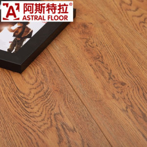 New Product Big Size Series Synchronized Embossed Surface Laminate Flooring (AS9202) pictures & photos