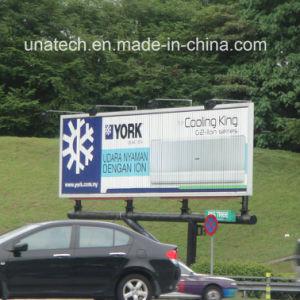 Horizontal Profile Steel Tri-Vision Billboard Signage Aluminium Prism pictures & photos