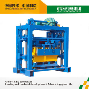Qt40-2 Small Size Hollow Brick Machine pictures & photos