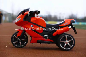 2017 New Style Kids Electric Motorcycle Ride on Electric Motor Baby Ride on Bike pictures & photos