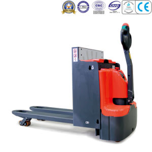 2t Initial Lifting Electric Pallet Truck pictures & photos