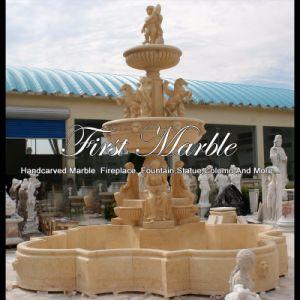 Beautiful Desert Gold Fountain for Garden Furniture Mf-1192 pictures & photos