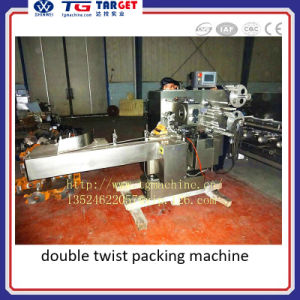 Shinwei Brand Toffee Candy Wrapper Machine with PLC Control pictures & photos