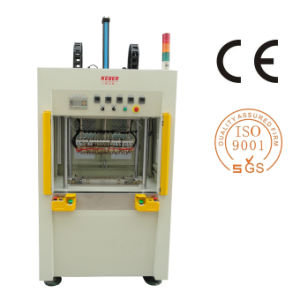 Instrument Panel Cover Ultrasonic Plastic Welding Machine (KEB-SH01) pictures & photos