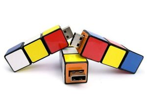 Rubic Cube Style USB Memory Flash Drive pictures & photos