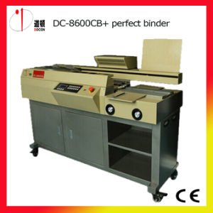 DC-8600CB+ Book Binding Machine pictures & photos
