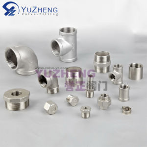 ANSI Stainless Steel Thread Globe Valve Manufacturer pictures & photos