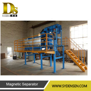 Concentric Eddy Current Separator for Pet Bottles, Aluminum Cans and Iron Cans pictures & photos