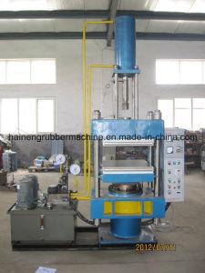 Four Station Hydraulic Curing Press Machine