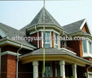 Grey Laminated Type Roofing Asphalt Shingles pictures & photos