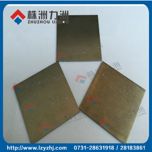 Carbide Sheet with High Bending Strength and Good Hardness